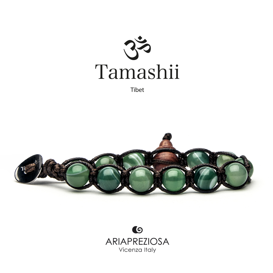 Tamashii Agata Verde Chiaro Striata