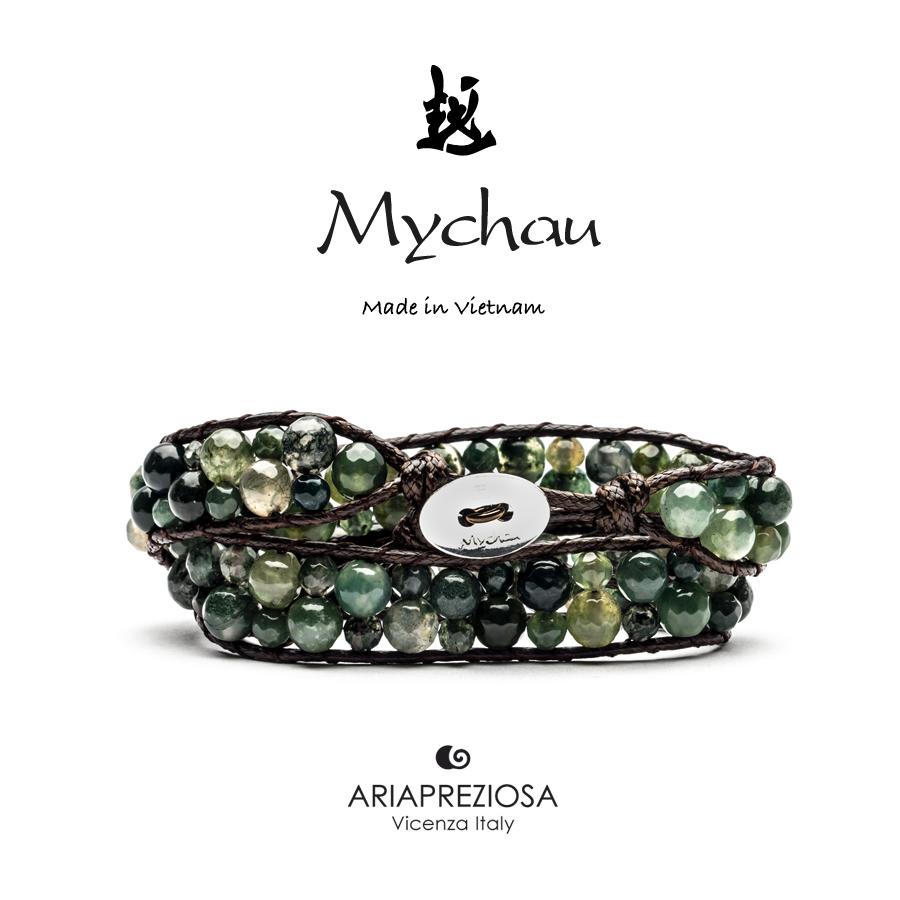 Mychau Son La Agata Verde Muschiato