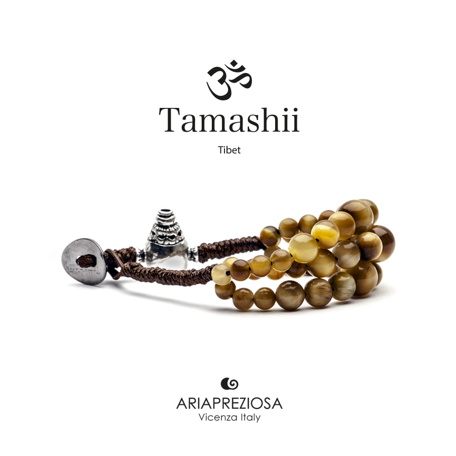 Tamashii Dul Ba Occhio di Tigre