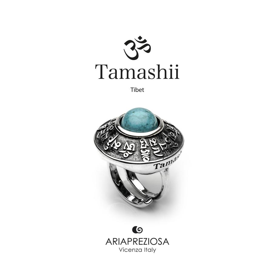 Tamashii Ring RIG ZVA Turquoise