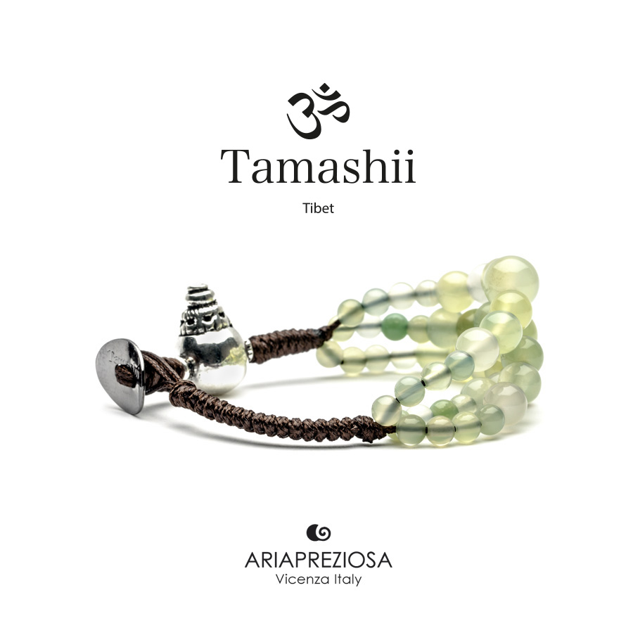 Tamashii Dul Ba Green Apple Agate