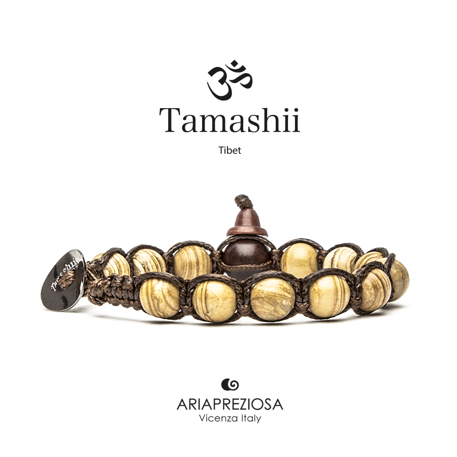 Tamashii Diaspro Giallo Striato