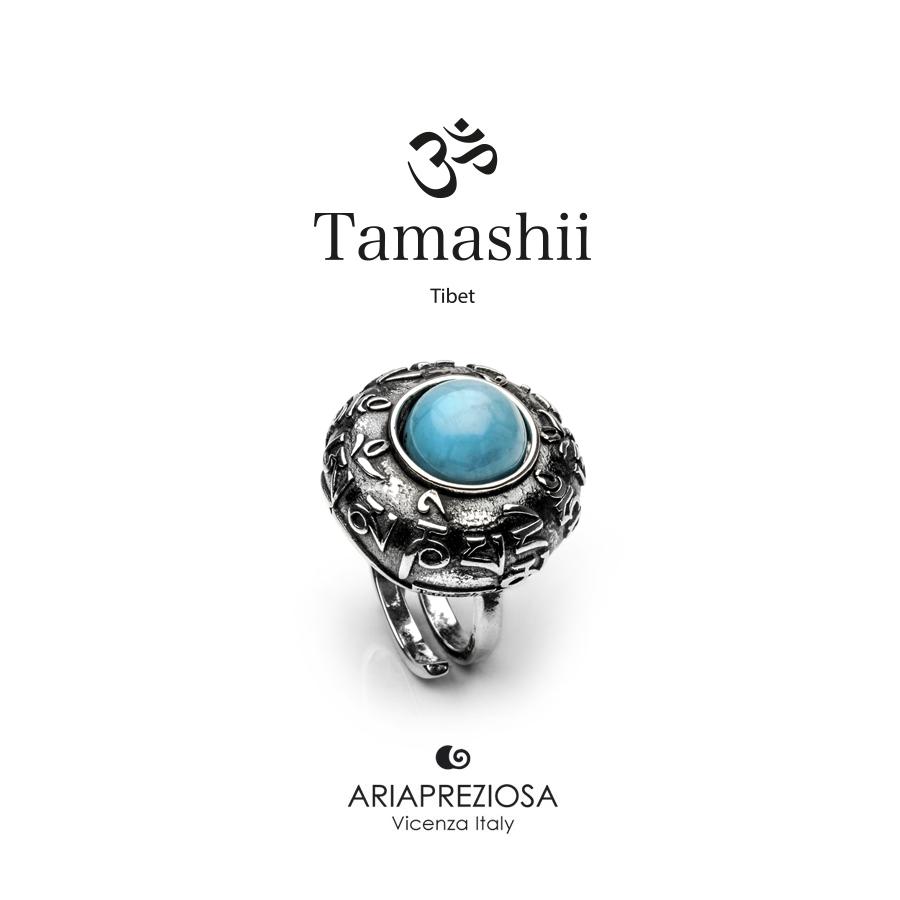 Tamashii Ring DVAGS ZVA Turquoise
