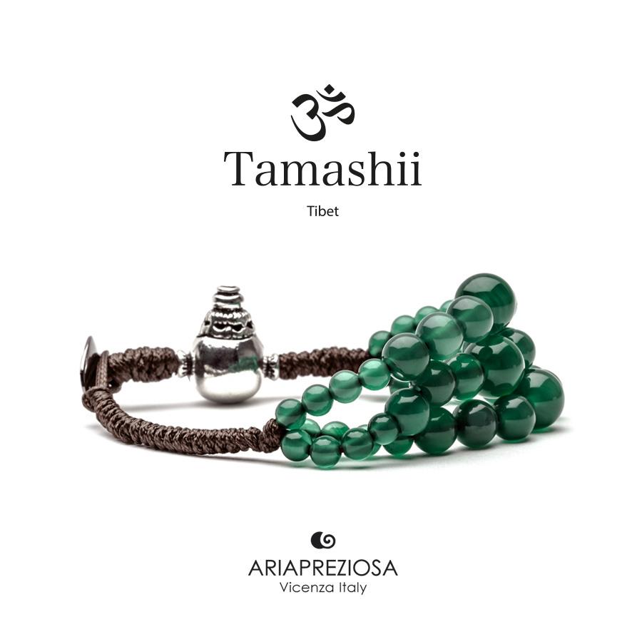Tamashii Dul Ba Green Agate