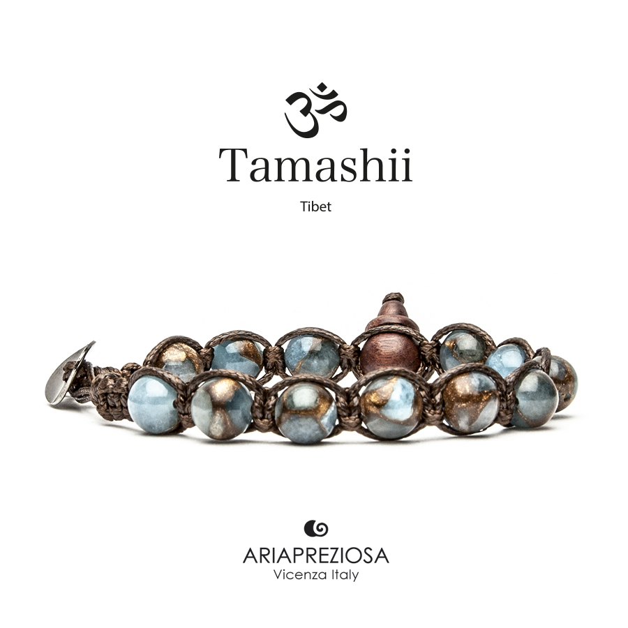 Tamashii Quarzo Mosaico Azzurro