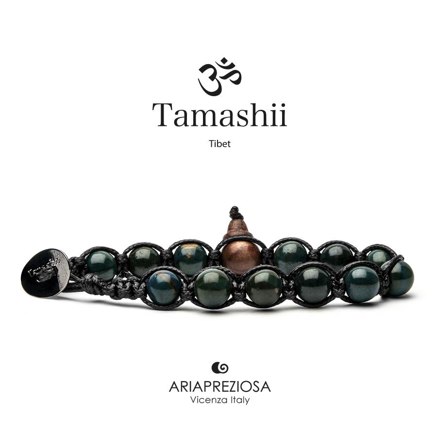 Tamashii Stone Collar Verde - base Nero