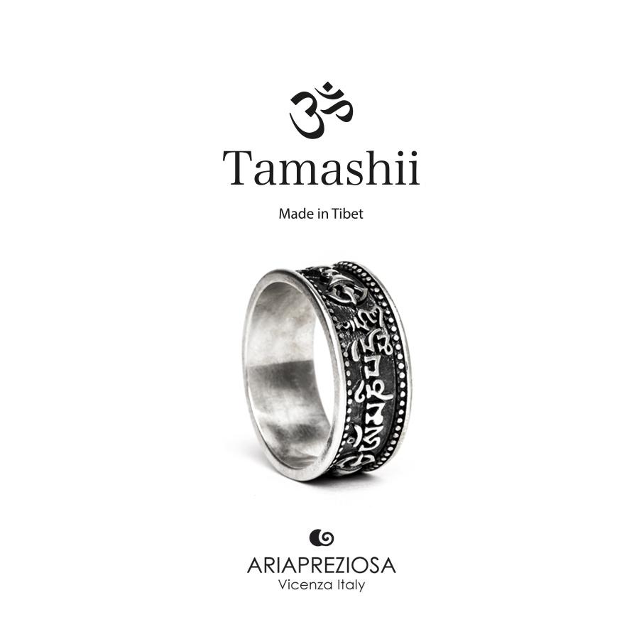 Tamashii Silver Ring
