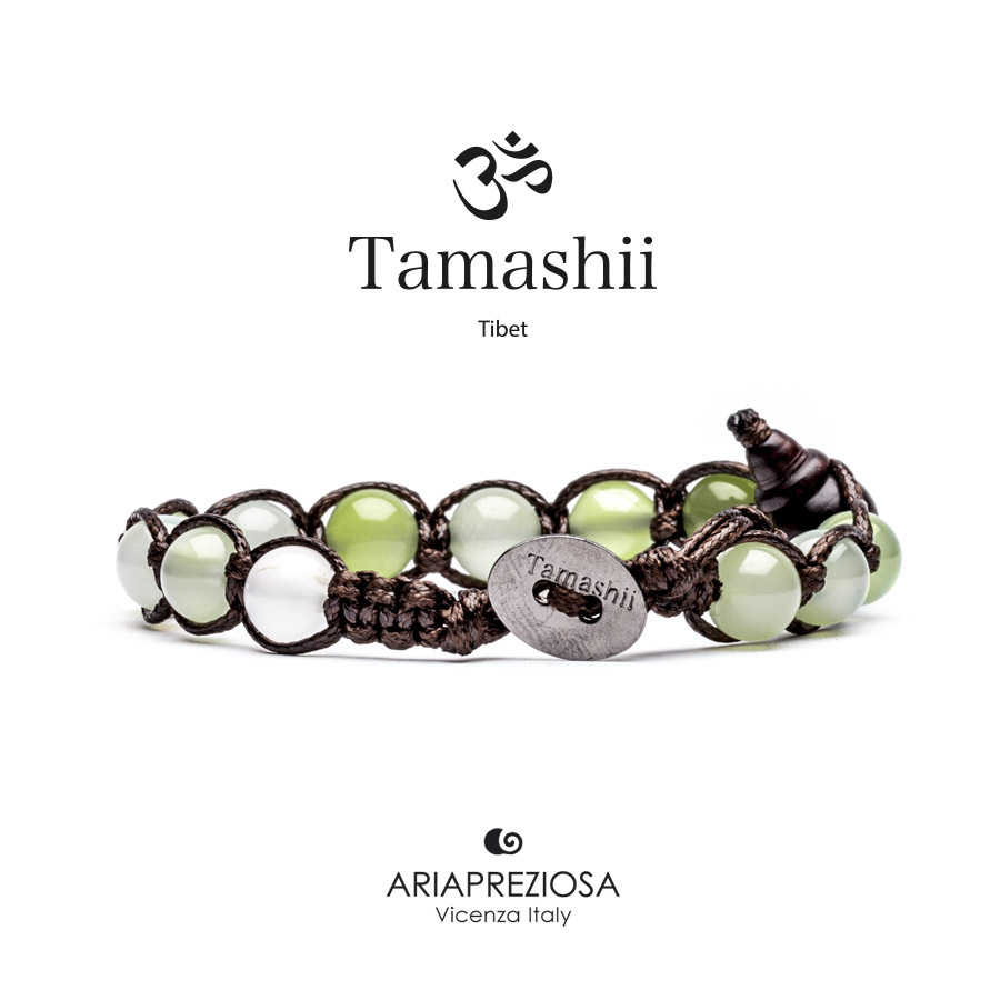 Tamashii Green Apple Agate