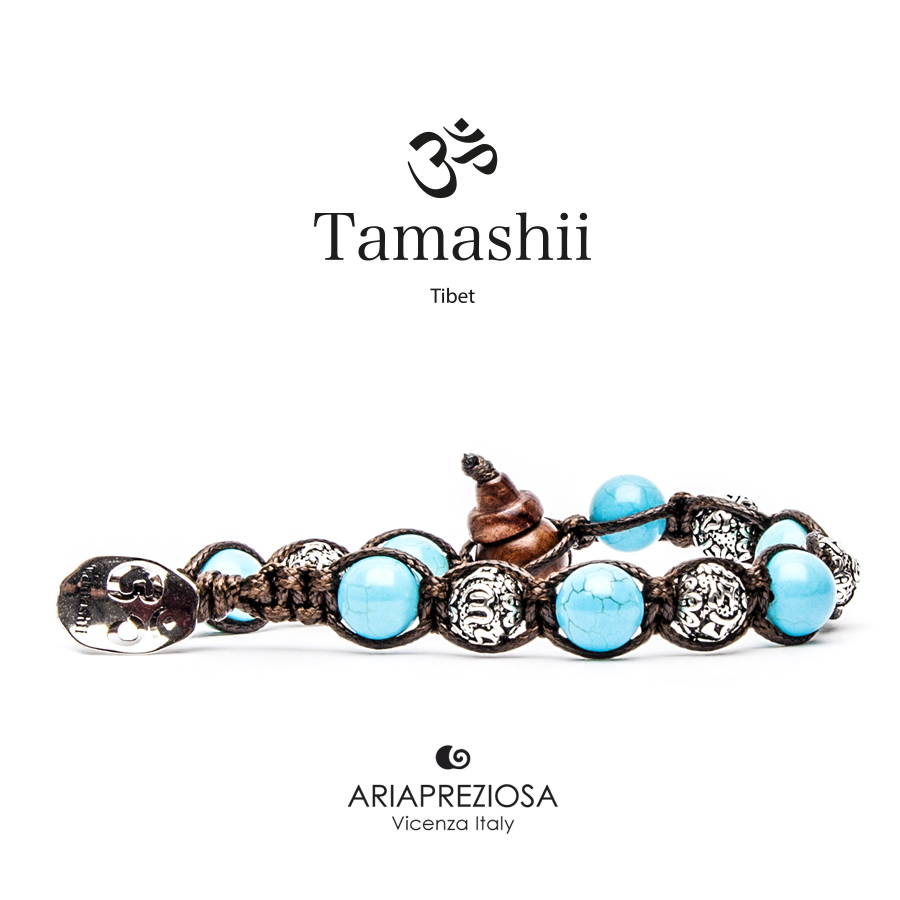 Tamashii Prayer Wheel Turquoise