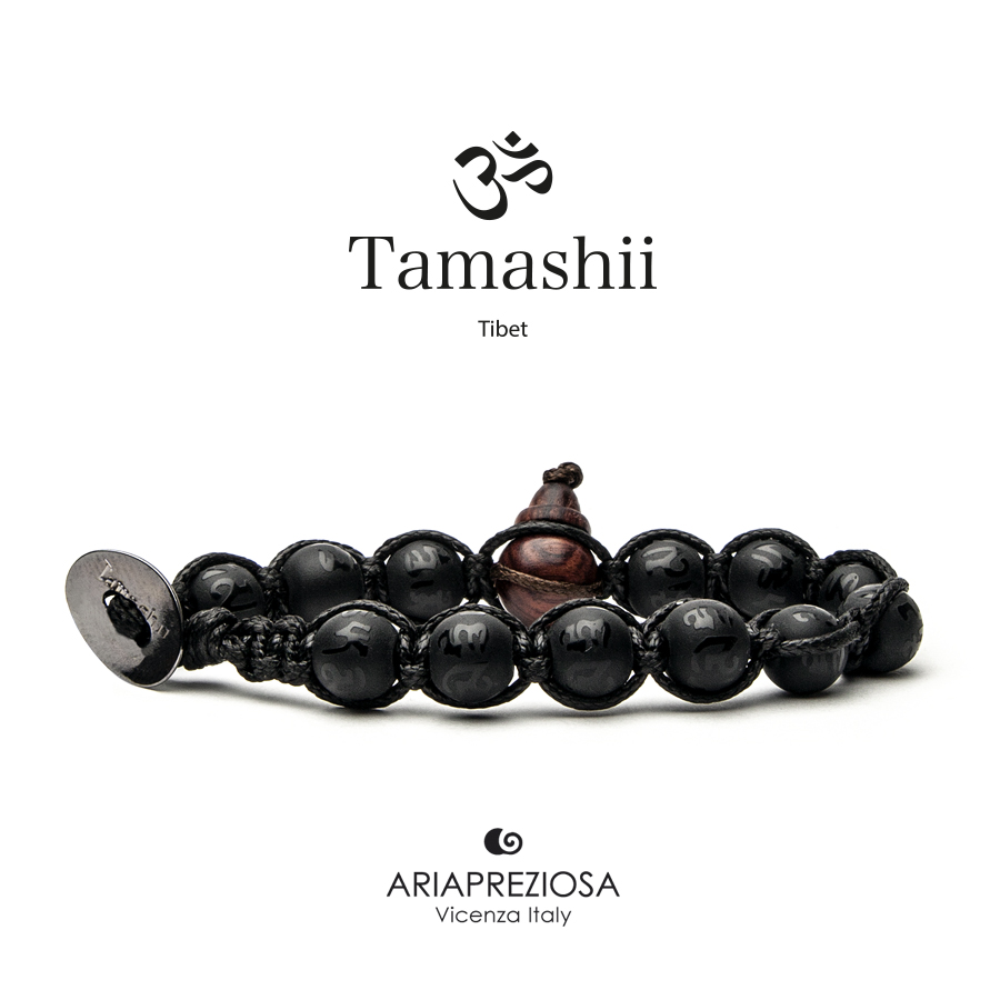 Tamashii Mantra Onice Opaco - base Nero