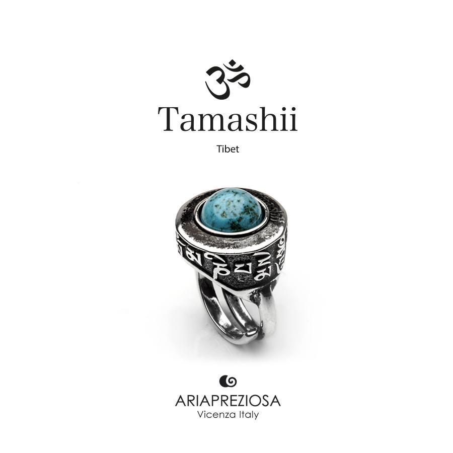 Tamashii Ring PAN ZVA Turquoise