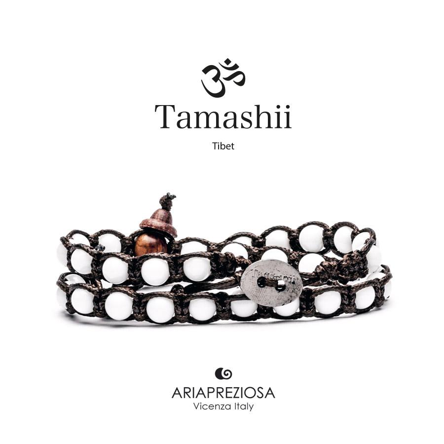 Tamashii White Agate - Long