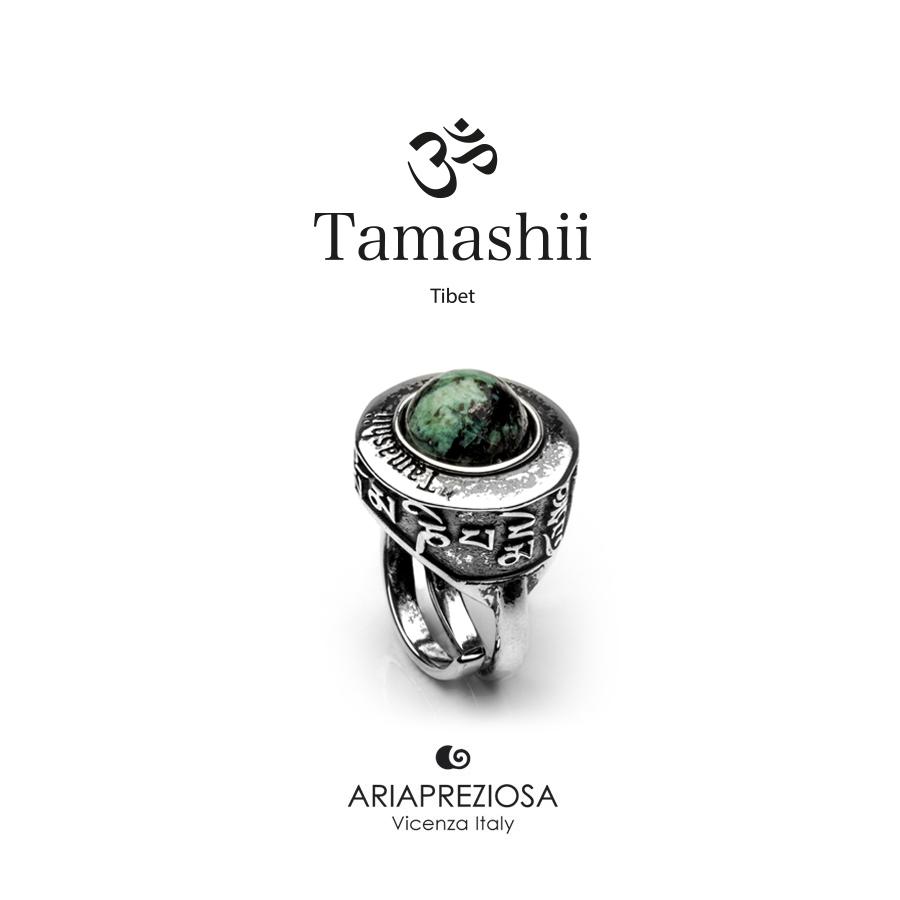 Tamashii Ring PAN ZVA African Turquoise