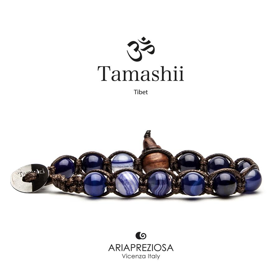 Tamashii Agata Blu Scuro Striata