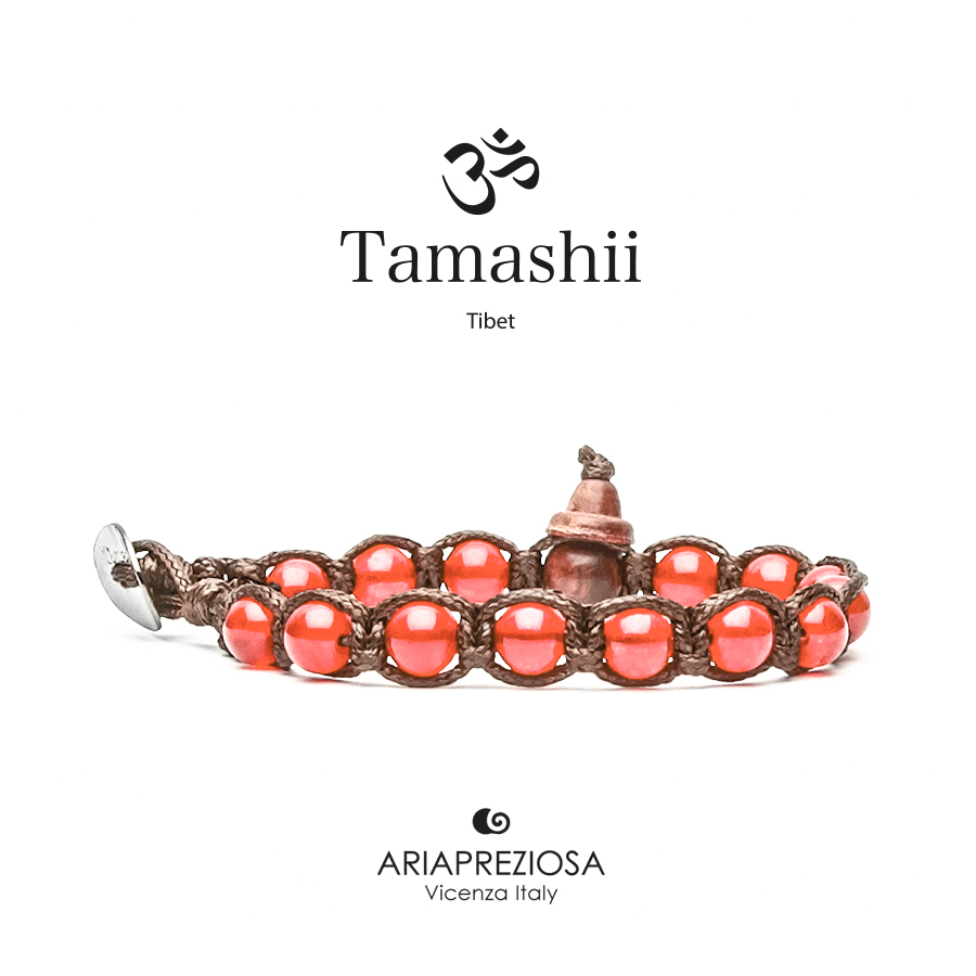 Tamashii Red Passion Agate (6mm)