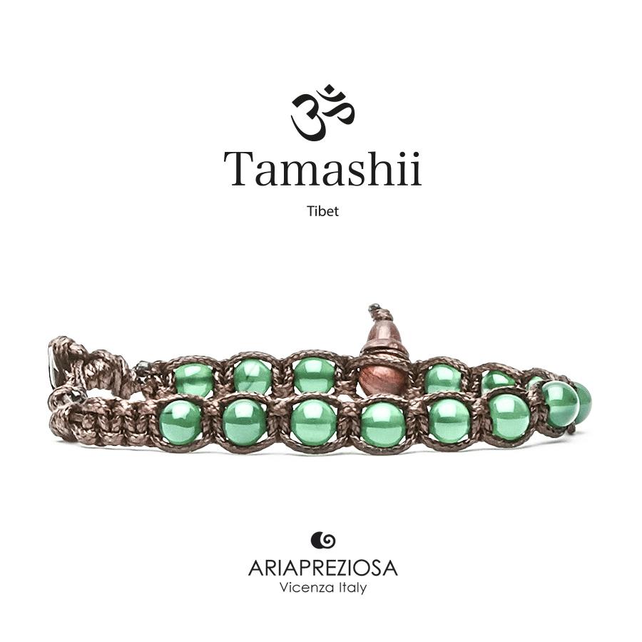 Tamashii Green Agate (6mm)