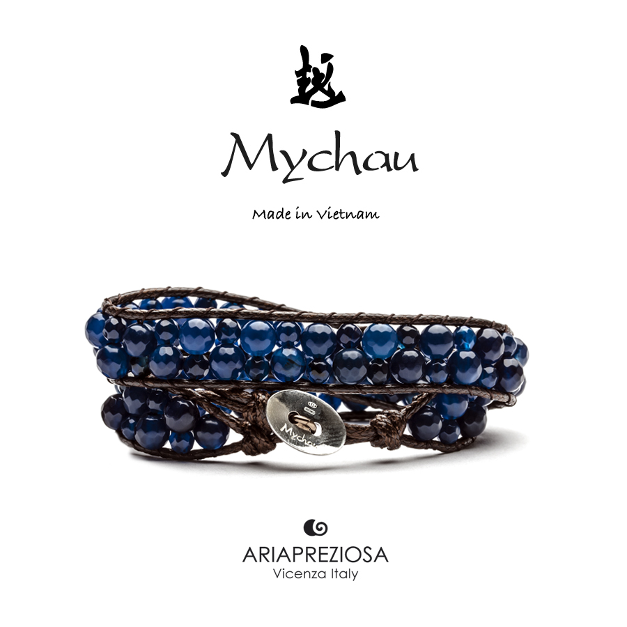 Mychau Son La Agata Blu