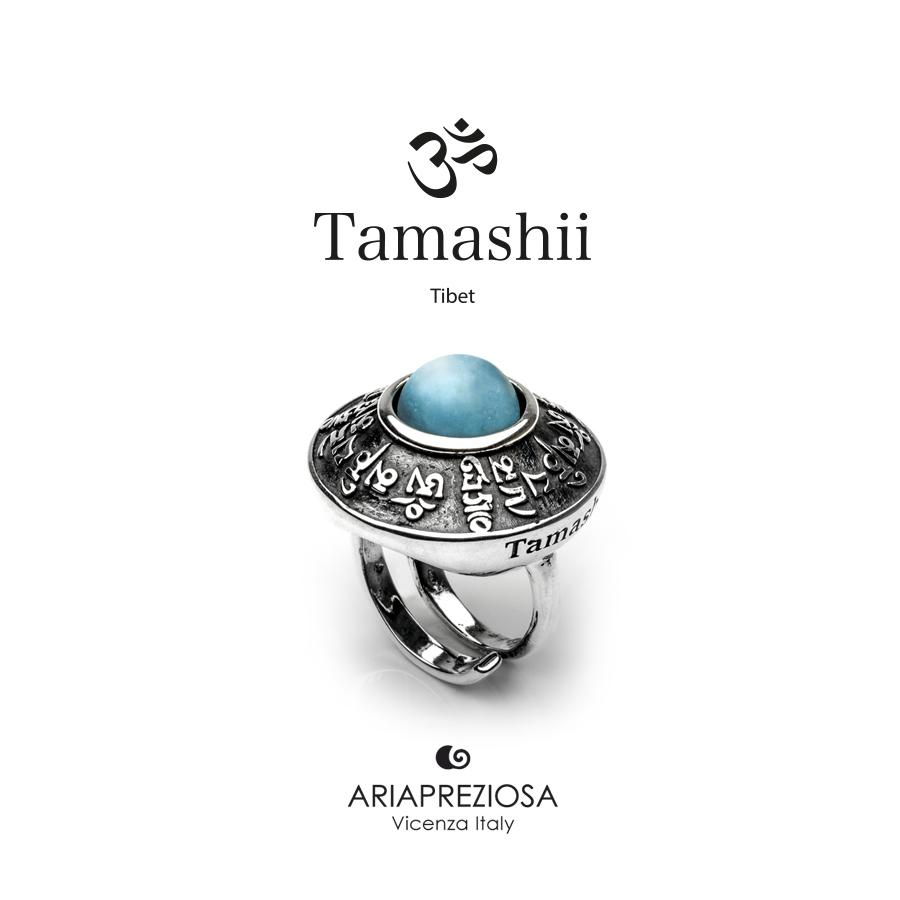 Anello Tamashii RIG ZVA Giada Sky Blue